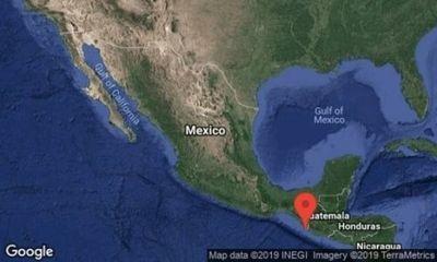 Reportan sismo de magnitud 6.6 en México