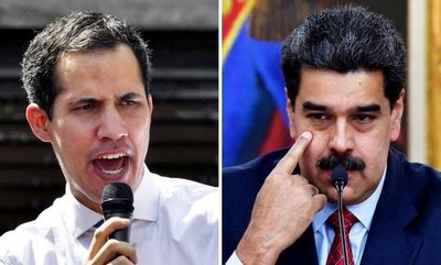 Maduro y Guaidó se alistan para llevar su puja por poder otra vez a la calle