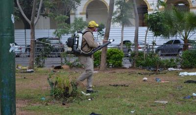 Hay 18 casos confirmados  de dengue en el  Alto Paraná