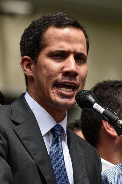"""Guaidó asegura que febrero será """"determinante"""" para sacar a Maduro del poder"""