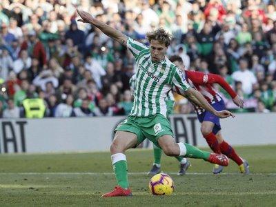 Betis vence al Atlético y se mete en zona europea