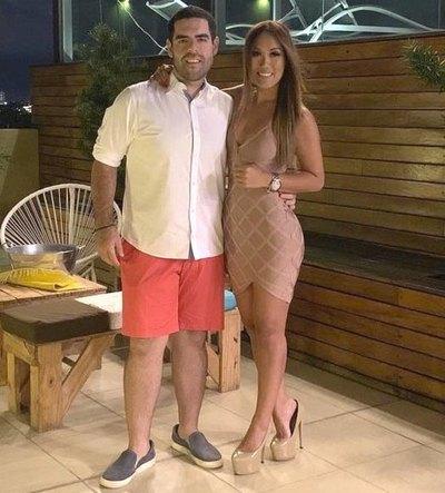 """El festejo de """"Chipi"""" y Yolanda"""