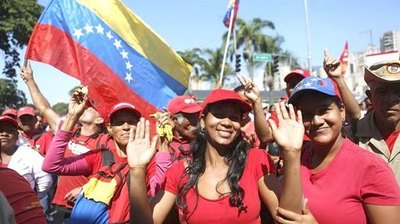 Marchas y contramarchas en Venezuela