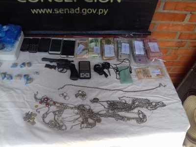 Una pareja es detenida con varias dosis de crack