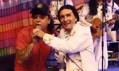 """El baile de """"La vaca lola"""" de Víctor Gavilán"""