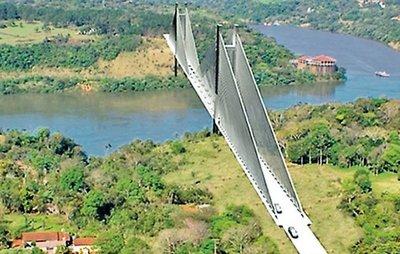 En días más comenzarán obras complementarias del segundo puente