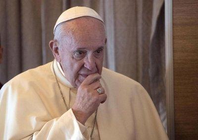 El papa llama a condenar toda violencia que se justifique con la religión – Prensa 5