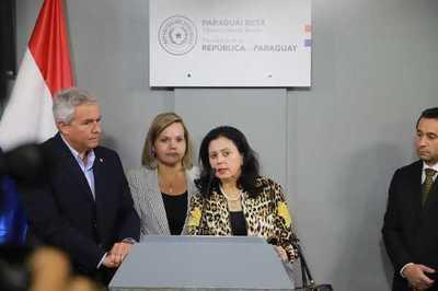 Víctimas de secuestro piden al ejecutivo que insista con pedido de extradición de Arrom y Martí