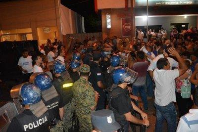 Incidentes entre ciudadanos de Concepción