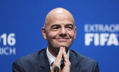 HOY / Infantino tiene vía libre para extender su reinado en la FIFA