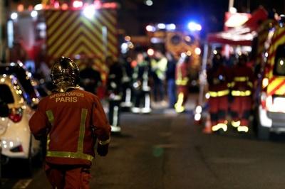 Diez muertos en un incendio aparentemente intencionado en un edificio en París