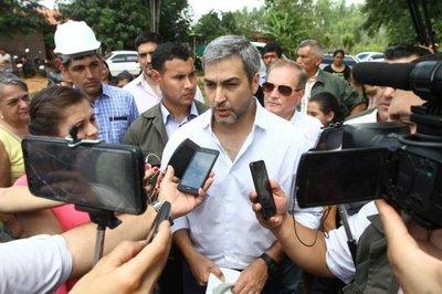 Caso Arrom y Martí: Mario Abdo no confía en imparcialidad de la Corte IDH