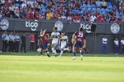 Cerro Porteño y Olimpia se quedan con las ganas