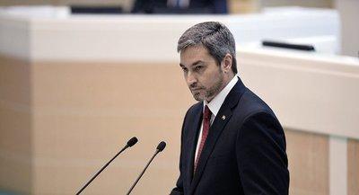 Mario Abdo Benítez viaja a la corte Interamericana de Derechos Humanos