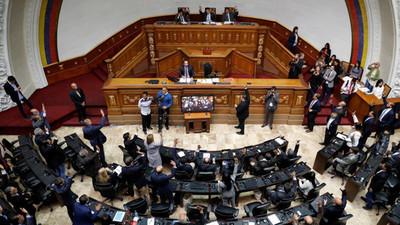 Congreso venezolano designa embajador para Paraguay