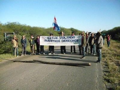 Alto Paraguay: Ayoreos anuncian que cerrarán ruta en protesta