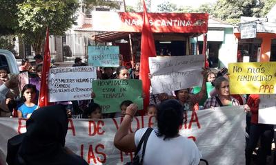 Piden puestos de salud en distritos carenciados – Prensa 5