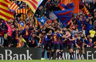 Barcelona recibe a Real Madrid