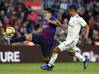 Barcelona y Real Madrid se miden por semifinales de la Copa del Rey