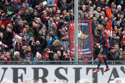 Tonny Sanabria y su debut soñado en la Serie A