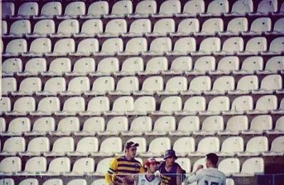 HOY / Violencia en nombre del fútbol: piden más cámaras contra la  plaga disfrazada de hinchada
