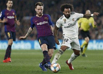 Barcelona y Real Madrid firman tablas en la ida