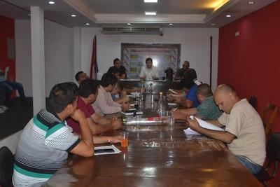 LSLF: Primera reunión con representantes del Ascenso
