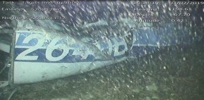 Recuperan un cuerpo de la avioneta en la que iba Emiliano Sala