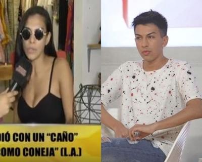"Lady Ana trató de ""garrapata"" a Toñito Gaona"