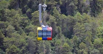 Buscan instalar un teleférico entre Franco y Puerto Yguazú