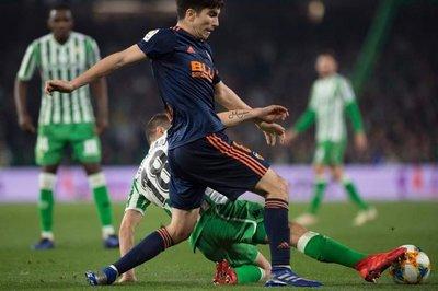 Reacción valencianista en Copa