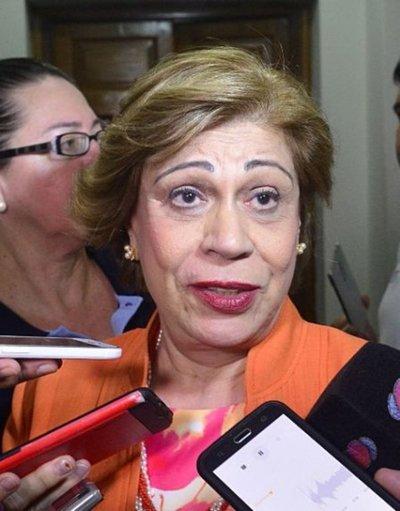 Ministra Bareiro se inhibe de los tres casos de OGD