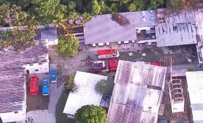 Brasil: Muertos y heridos tras incendio en el centro de entrenamiento de Flamengo