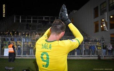 Nantes retirará la camiseta 9 de Sala