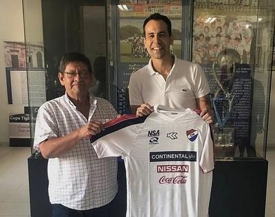 Pablo Velázquez es nuevo jugador de Nacional