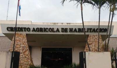 Capacitan a funcionarios del Crédito Agrícola de Habilitación para mejor atención