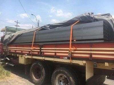 Retienen carga de hierros que pretendían llevar a Clorinda – Prensa 5