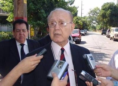HOY / Falleció el exministro Juan Manuel Morales