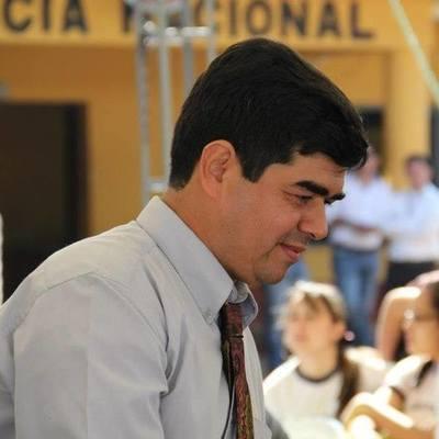 Fallece en accidente Oscar Medina Ex concejal de J. E. Estigarribia