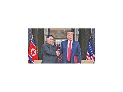 Existe optimismo por nueva cumbre entre Kim y Trump