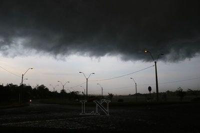Anuncian domingo inestable y tormentas eléctricas