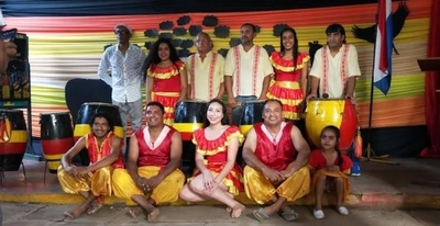 HOY / Grupo Kamba Kuá de gira por Uruguay