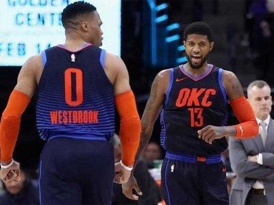 Westbrook iguala a Chamberlain con triples-dobles en 9 partidos