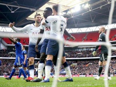 Davinson Sánchez encarrila un nuevo triunfo del Tottenham