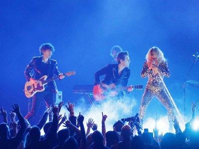Brillante gala de los Premios Grammy