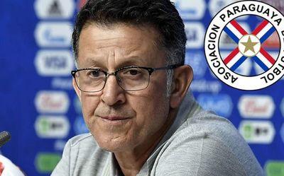 """Juan Carlos Osorio: """"No he renunciado a selección"""""""