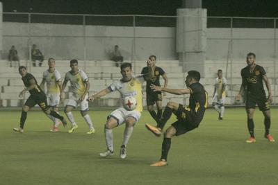 """Guaraní defiende la punta ante el """"Escobero"""""""