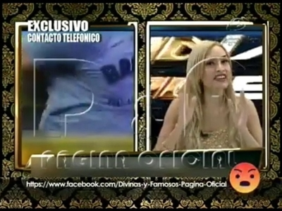 "Escandalosa de paraguayos en tv boliviana: ""Drogadicta, lesbiana, me sacaste clientes"""