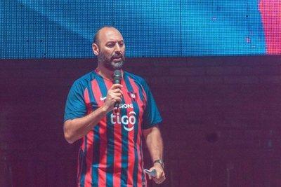 Raúl Zapag palpita su primer superclásico como presidente de Cerro