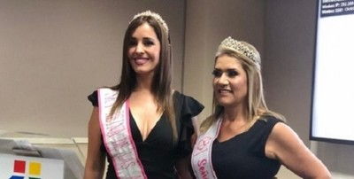 Ya están las representantes de Paraguay para el certamen Reina de las Américas
